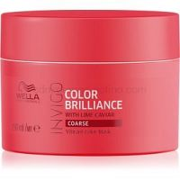 Wella Professionals Invigo Color Brilliance maska pre hustré farbené vlasy 150 ml
