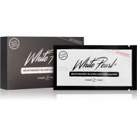 White Pearl Charcoal  bieliace zubné pásky 28 ks