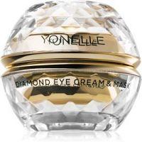 Yonelle Diamond Cream & Mask krém-maska na očné okolie proti vráskam a tmavým kruhom  30 ml