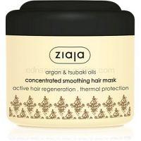 Ziaja Argan Oil vyhladzujúca maska pre suché a poškodené vlasy 200 ml