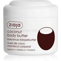 Ziaja Coconut vyživujúce telové maslo 200 ml