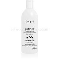 Ziaja Goat's Milk posilňujúci šampón pre suché a poškodené vlasy 400 ml