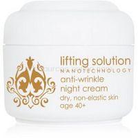 Ziaja Lifting Solution spevňujúci nočný krém proti vráskam 40+ 50 ml