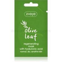 Ziaja Olive Leaf regeneračná maska  7 ml