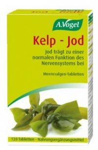 A.Vogel Jód - švajčiarska kvalita 120 tabliet