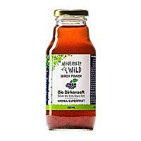Absolutely Wild BIO Brezová voda s aronia 330 ml