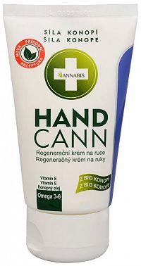 Annabis Handcann prírodný regeneračný krém na ruky 75 ml