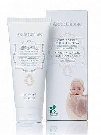 Anne Geddes Zjemňujúci detský tvárový a telový krém 100 ml