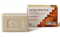 Argital Rastlinné mydlo so zeleným ílom a mandľovým olejom 100 g