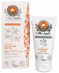 Babushka Agafia White Agafia Active Rejuvenation prírodný denný pleťový krém omladzujúci 50+ 50 ml