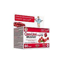 Barny´s Barny`s Cran-Urin megaPAC brusnice 60 kapsúl