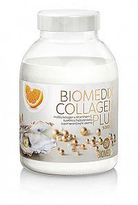 Biomedix Biomedix Collagen Plus 400 g - pomaranč