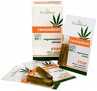 Cannaderm Cannadent regeneračné sérum 10 x 1,5 ml
