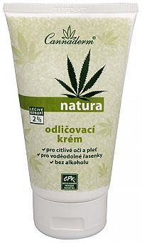 Cannaderm Odličovacie krém Natura 150 g