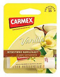 Carmex Carmex Balzam na pery ultra hydr. SPF 15 Vanila. 4,25 g