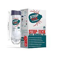 CEUMED STOP-TICK sada k bezpečnému odstráneniu kliešťov zmrazovací roztok 9 ml + odstraňovač 1x1 set