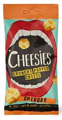 Cheesies Cheesies Cheddar 20 g