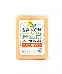 Cigale BIO Mydlo s pomarančovým esenciálnym olejom 100 g