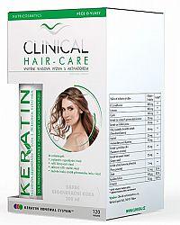Clinical Clinical Hair-Care 120 toboliek + keratín 100 ml - kúra na 4. mesiaca
