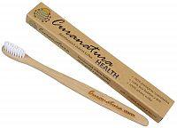 Curanatura bambusová kefka Health soft