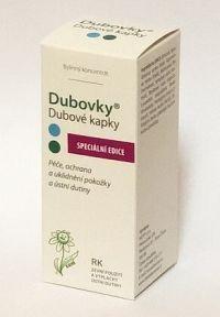 Dědek Kořenář Dubovky - Dubové kvapky RK SE 100 ml - Špeciálna edícia