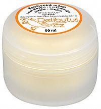 Delibutus Bambucké maslo s mandľovým olejom 50 ml