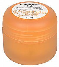 Delibutus Konopné maslo Céder 50 ml