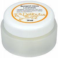 Delibutus Konopné maslo Levanduľa 50 ml