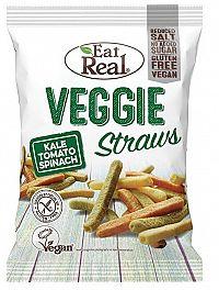 Eat Real Veggie Straws 113 g