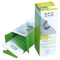 Eco Cosmetics Nočný krém BIO s granátovým jablkom a ženšenom 50 ml
