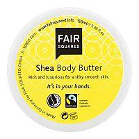 FAIR SQUARED Maslo telové karité 150 ml