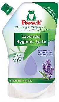 Frosch EKO Tekuté mydlo Levanduľa - náhradná náplň 500 ml