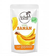Fruits du Paradis Banán sušený Bio 200 g