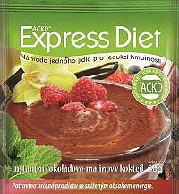 Good Nature Express Diet - instantný čokoládovo-malinový kokteil 60 g