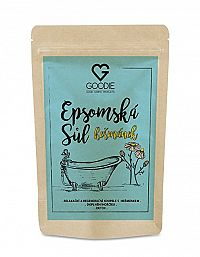 Goodie Epsomská soľ s harmančekom 250 g