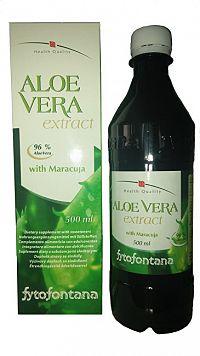 Herb Pharma Aloe Vera extrakt 500 ml