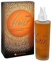 Herb Pharma Hair Man - fyto-biotechnologické sérum na omladenie a podporu rastu vlasov pre mužov 125 ml