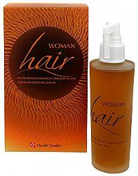 Herb Pharma Hair Woman - fyto-biotechnologické sérum na omladenie a podporu rastu vlasov pre ženy 125 ml