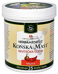 Herbamedicus Konská masť hrejivá 250 ml