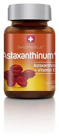 Herbamedicus SwissMedicus Astaxanthinum + 120 tob.