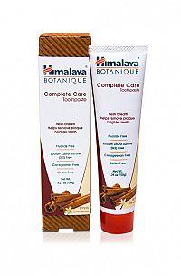 Himalaya Zubná pasta kompletná starostlivosť Škorica 150 g