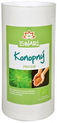 Iswari Bio Konopný proteín 1 kg