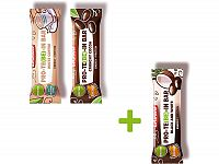 LeGracie Protein mix (Crunchy cocoa, White coffee, Black&white) Akce 2+1