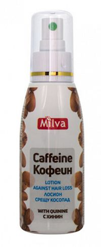 Milva Milva Quinquina voda s kofeínom 100 ml