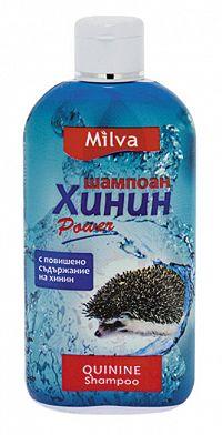 Milva Milva Šampón chinín 200 ml