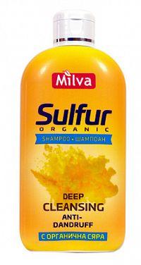 Milva Milva Šampón síra 200 ml