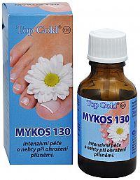 MYKOS 130 - pre nechty ohrozené plesní 20 ml