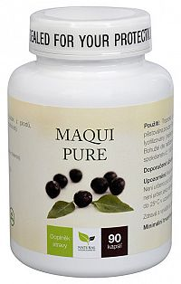 Natural Medicaments Maqui Pure 90 kapsúl