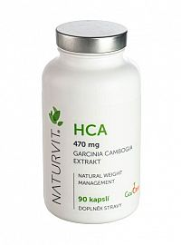 NATURVIT Natu rvit Garcinia cambogia 470 mg 90 kapslí