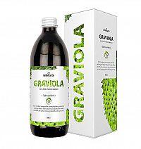 nefdesanté GRAVIOLA šťava, s vitamínom C, 500 ml